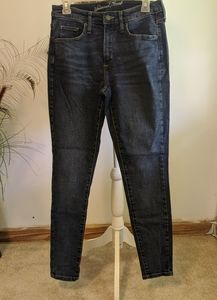 High rise skinny jeans nwot